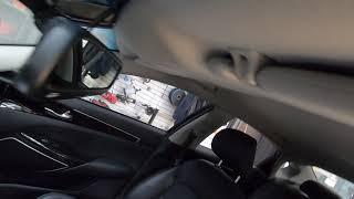 올뉴 K7 차량의 신규 하이패스룸미러를 개통 설치한 영…