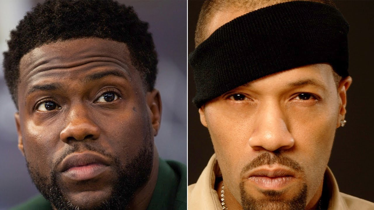 Redman Goes All The Way In On The Kevin Hart Controversy!!