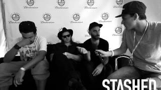 """X Ambassadors talk """"Jungle"""" and Gracing the Stage at Made In America"""