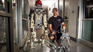 Make way for Little HERMES, the lightweight bipedal robot