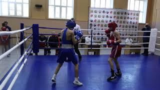 Всероссийский турнир по боксу класса «Б» на Кубок мэра города Хабаровска