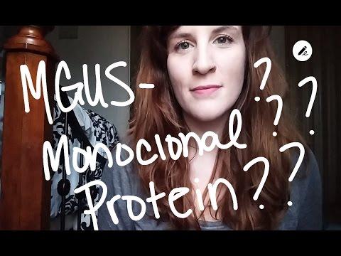 Young Woman with MGUS (MONOCLONAL GAMMOPATHY)