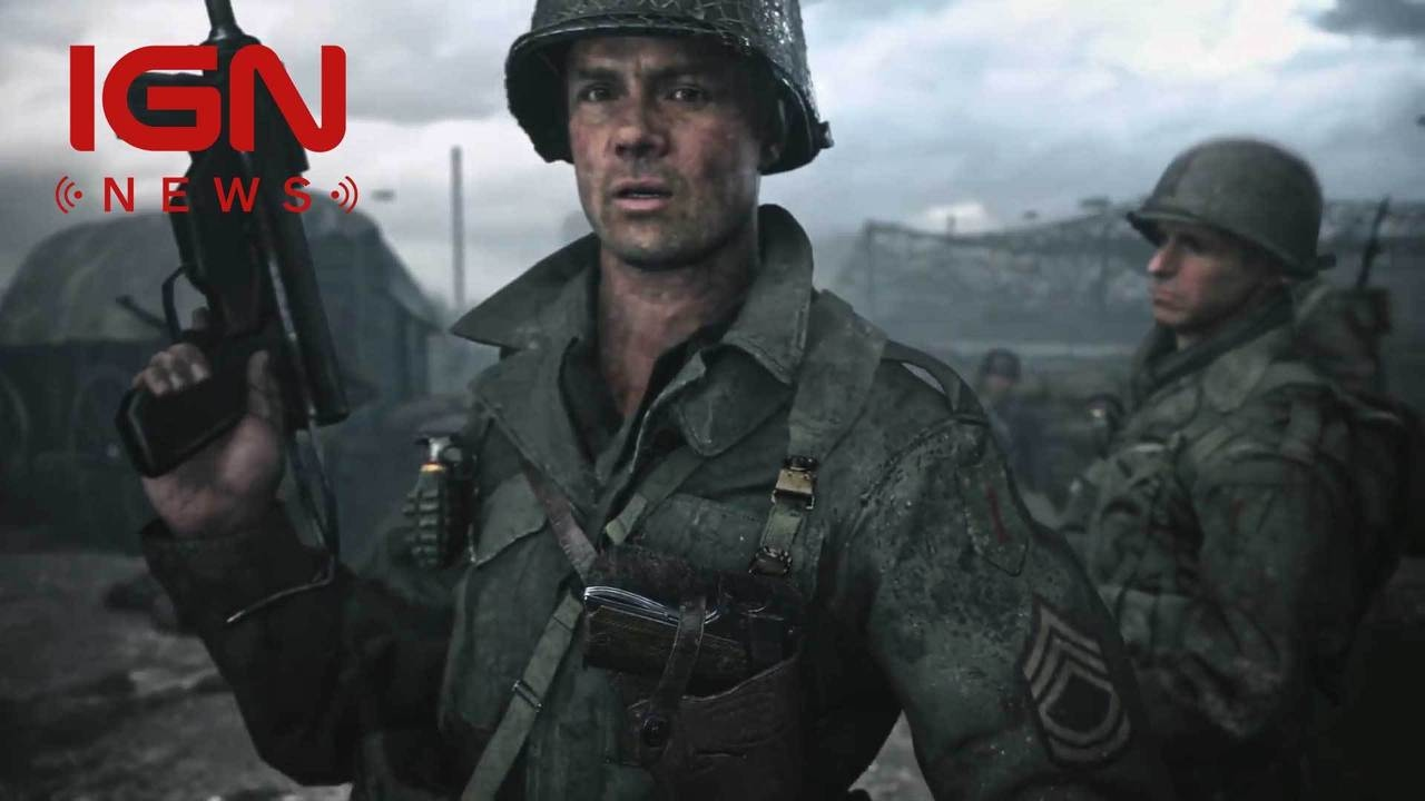 Call of duty modern warfare 2 ign rating - Call Of Duty Wwii Release Date Story Details Officially Confirmed Ign News