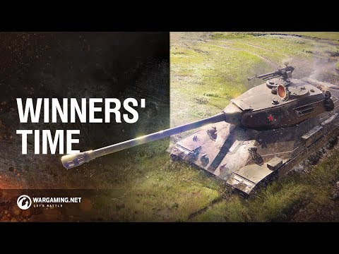 WoT Blitz. Winners time. How to get IS-6 for free?
