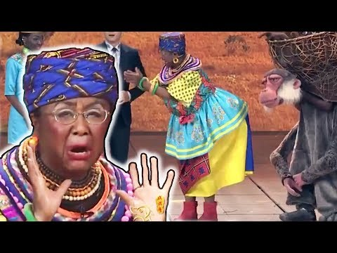 Stay Classy CHINA - Blackface on CCTV Chinese New Year Gala