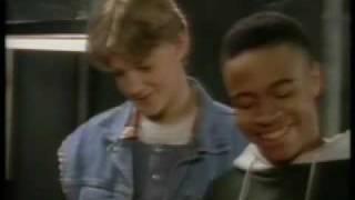 Chris Cross Series 1993 Parent Day part 1/3