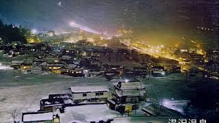 昭和の頃の湯沢,昭和45年頃(1970年) 湯沢高原より布場スキー場 湯沢高...