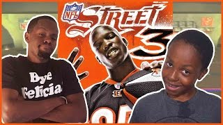 MAJOR CRAP TALK GAME!! - NFL Street 3 | #ThrowbackThursday ft. Trent