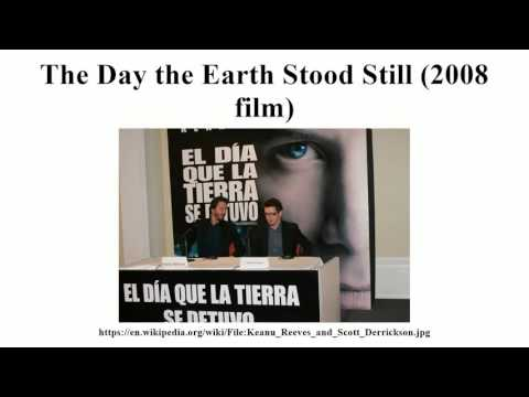 The Day the Earth Stood Still (2008 film)