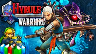 Hyrule Warriors: 2 Player Co-Op! The Legend of Zelda Story PART 2 Impa HD Gameplay Walkthrough