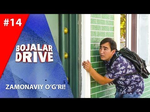 Bojalar Drive 14-son  Zamonaviy o'g'ri!