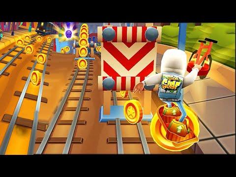 Video Game - Subway Surfers Gadi Wala Game New Version Jake Running Games