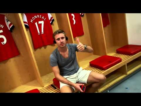 Go behind the scenes at the Emirates Stadium - Arsenal FC Tour