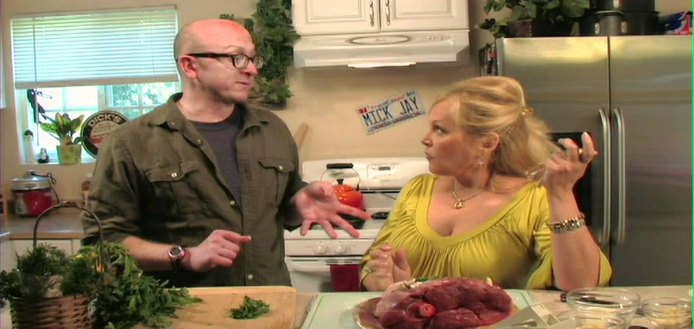 """Download """"How to Cook Lamb"""" - Charlene Tilton guest stars on Dish It Out! Eps 4"""