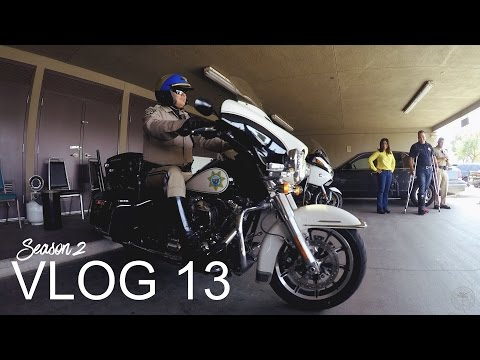 Miami Police VLOG: California Highway Patrol