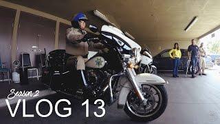 Miami Police VLOG: California Highway Patrol