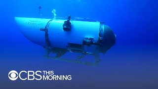 Scientists create submersible to reach the Titanic