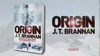 ORIGIN by J.T. Brannan - Official Trailer
