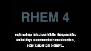 RHEM IV: THE GOLDEN FRAGMENTS - Debut Trailer