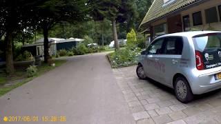 Stadspark Groningen through Camping Stadspark to Emmabrug Groningen 01-08-17 P3/4