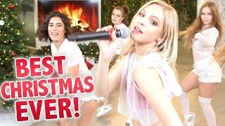 Jordyn Jones - Best Christmas Ever - AwesomenessTV Performance