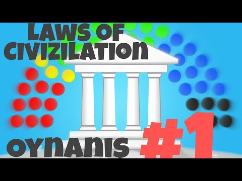 Laws of Civilization #1 OYNANIŞ