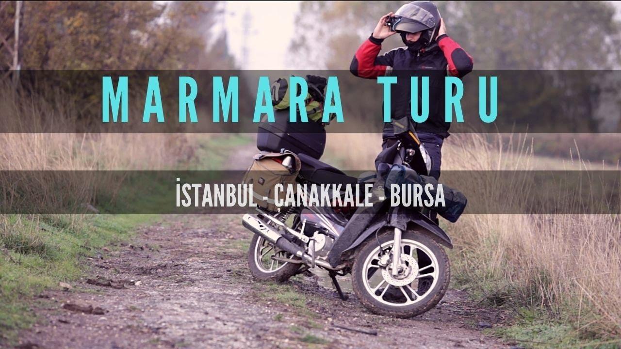 istanbul-Bolu-Ereğli (Yuki Gusto 50 CC Uzun Yol)