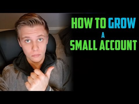 How To Grow A Small Trading Account | Penny Stock Day Trader Tips