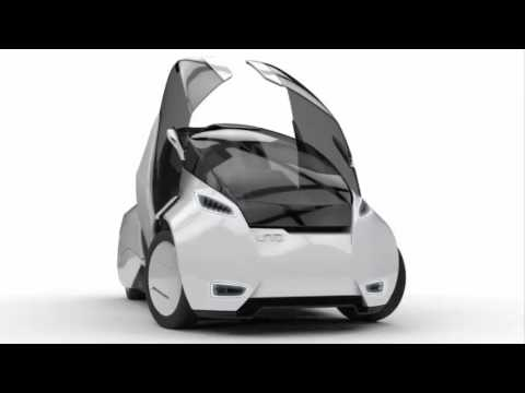 Uniti – Swedish Urban Electric Car