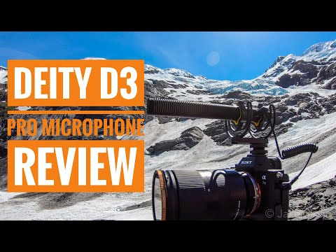 The Best On Camera Microphone for Under 200.00? The Deity D3 Pro Review.