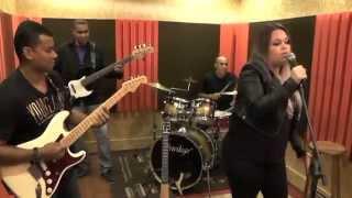 Luciana Mello Simples Desejo Banda RG 7 Ensaio ( Cover ) Renatinho Guitarra
