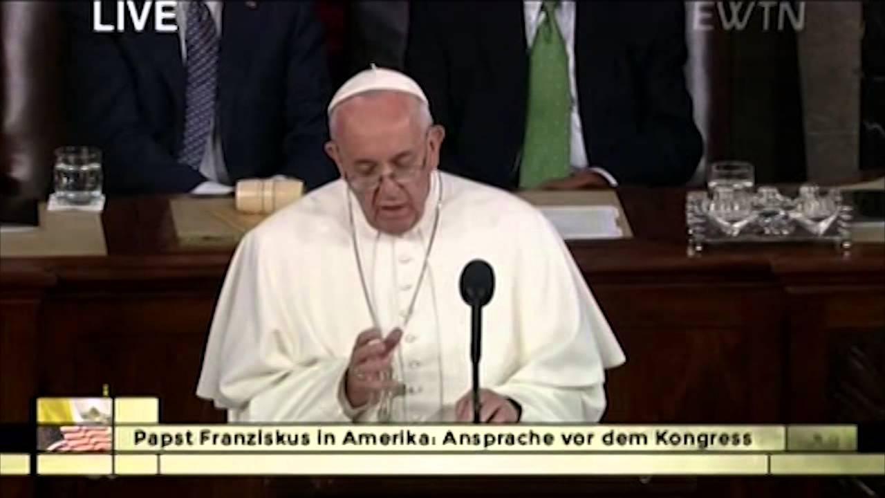 Rede Von Papst Franziskus