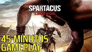 Spartacus Legends - F2P - PS3/XBOX - 45 MINUTOS GAMEPLAY [HD](, 2013-06-26T23:30:32.000Z)