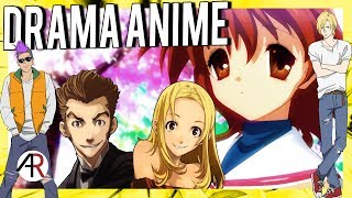 Drama Anime Genre | Anime Chat Cast