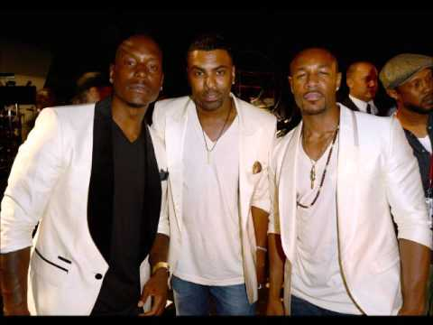 Original Smooth RB Instrumental Tank Ft Tyrese and R
