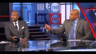 Inside The NBA - Lakers vs Thunder Postgame Talk | January 17, 2019
