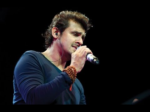 Sonu Nigam's live - Old songs medley