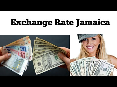 Jamaica Exchange Rate | Jamaican Dollar To Usd | Jamaican Dollar Exchange Rate