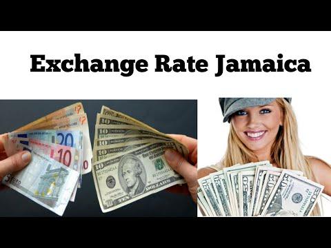 Jamaica Exchange Rate | Jamaican Dollar To Usd | Jamaican Dollar Exchange Rate