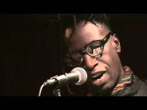 "Saul Williams performs ""Gypsy Girl"""