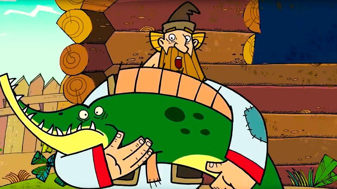 Сказка про Собаку Розку - Сказки для детей -  от Kedoo Мультики для Детей