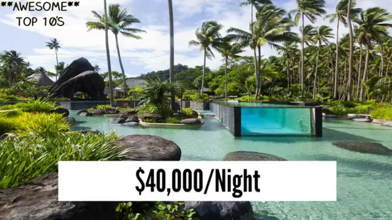 Top 10 most expensive hotel rooms in the world 2014 youtube for The most expensive hotel in the world