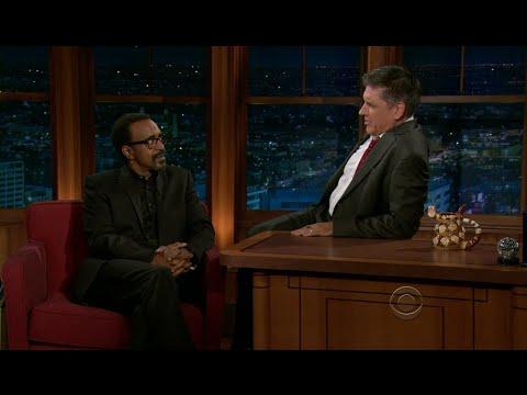 Late Late Show with Craig Ferguson 9/8/2011 Tim Meadows, Bill Bailey
