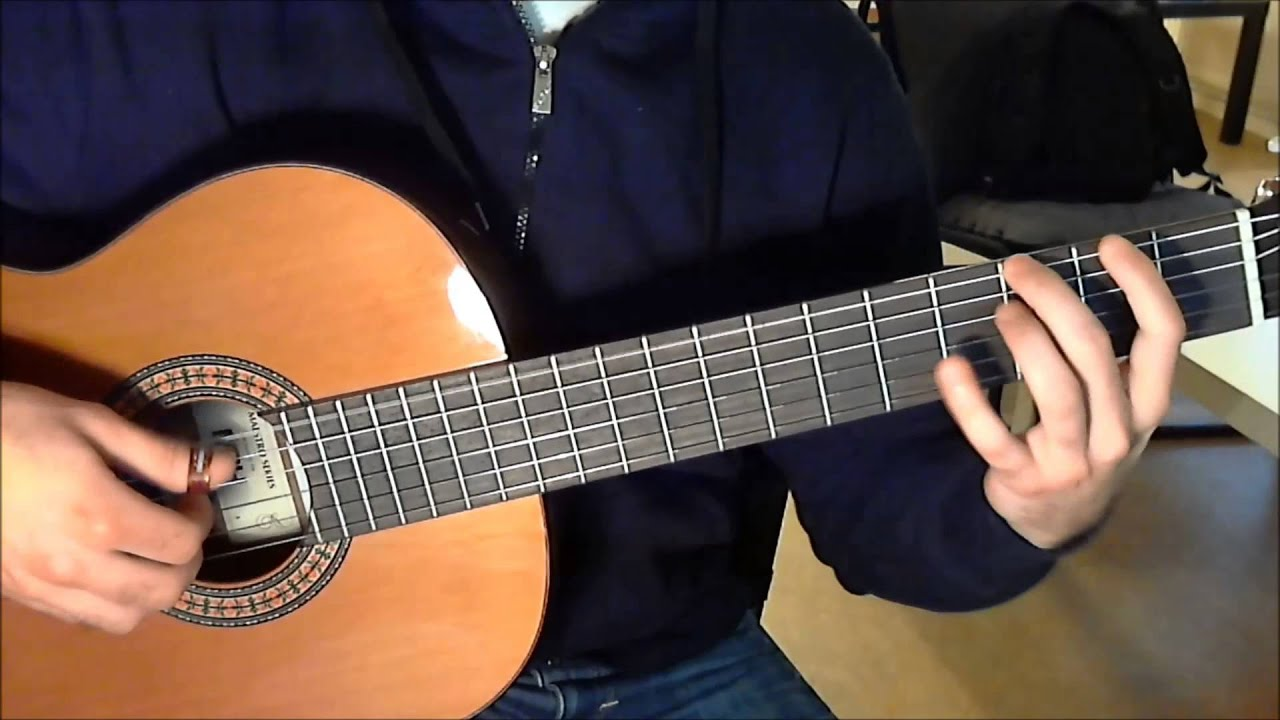 Dire, Dire Docks - Super Mario 64 on Guitar