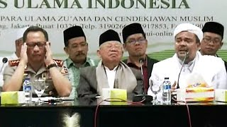 Ini Kesepakatan Polri dan GNPF-MUI untuk Aksi Bela Islam III 212
