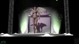Repeat youtube video Giantess Fashion Show