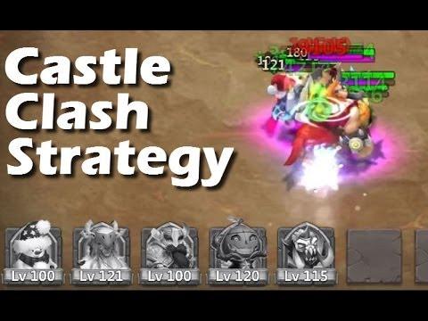 Castle Clash: 3 Different Boss 2 Stun Trains - Turbo Cupid + Super Snowzilla!