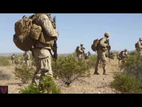 Military | 1st Marine Expeditionary Force • Combat Formation Training