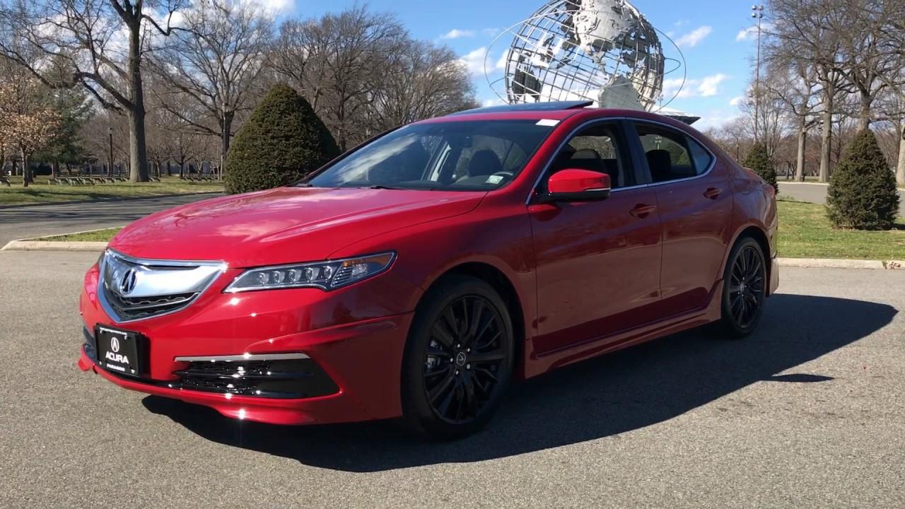 The AllNew Acura Custom TLX YouTube - Custom 2018 acura tl