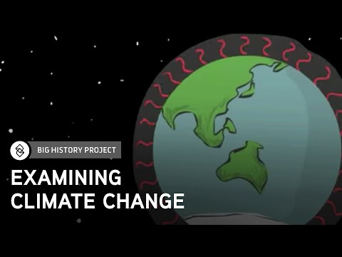 The Atmosphere and Climate | Big History Project